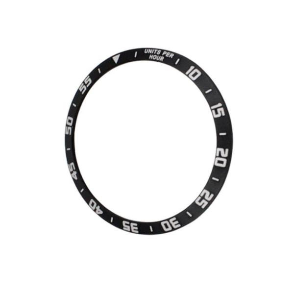Samsung Galaxy Watch (42mm) dial time styling bezel - Black