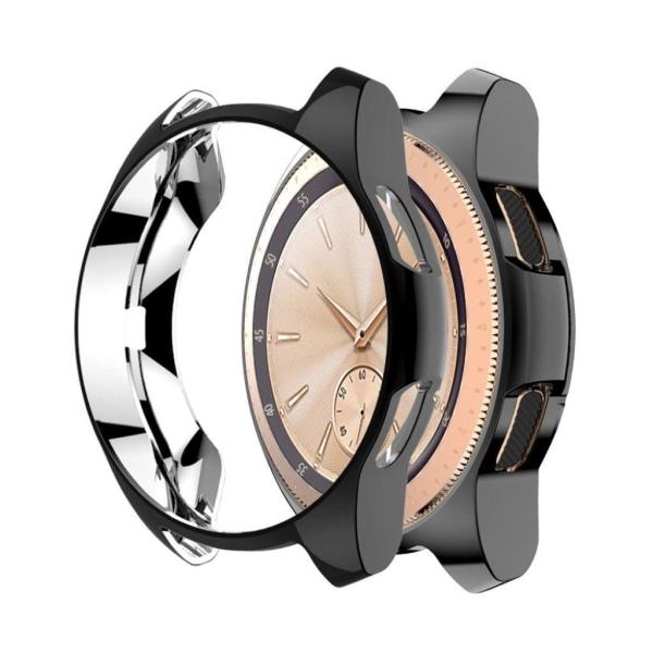 Samsung Galaxy Watch (42mm) plated case - Black