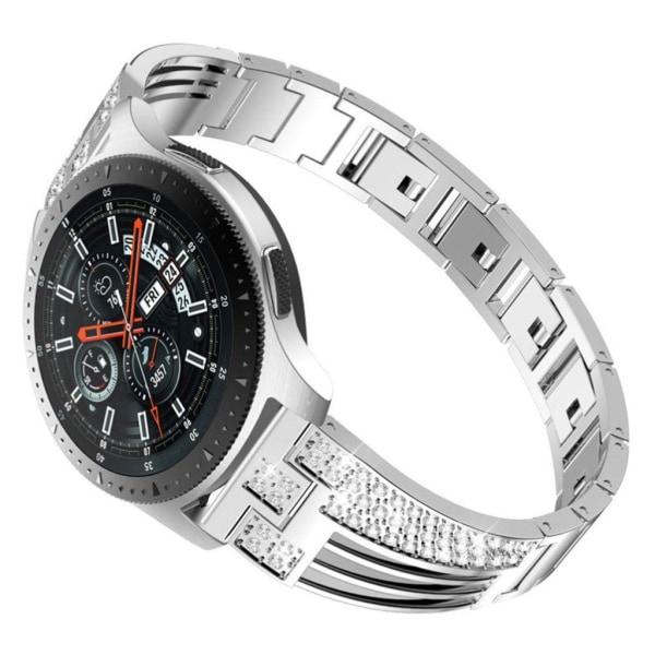 Samsung Galaxy Watch 46mm / Gear S3 rhinestone décor watch b