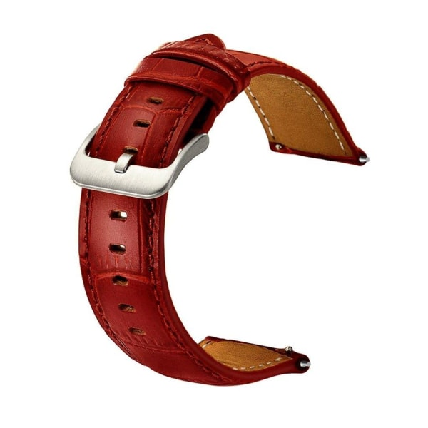 Samsung Gear S3 / Frontier crocodile skin genuine leather wa