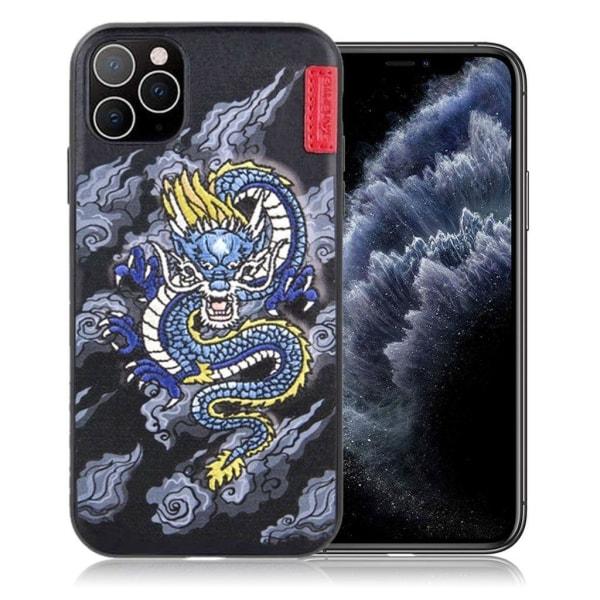 SKINARMA Irezumi - iPhone 11 Pro - Yokai Ryu