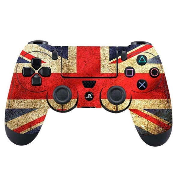 Sony PlayStation 4 - PS4 controller durable adhesive sticker