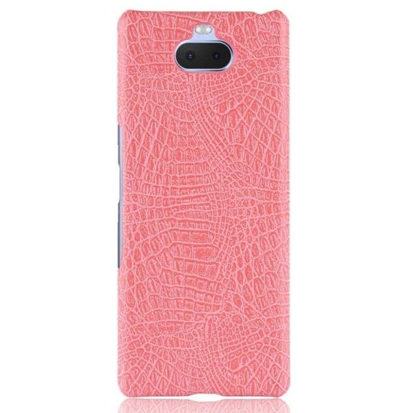 Sony Xperia 10 crocodile case - Pink