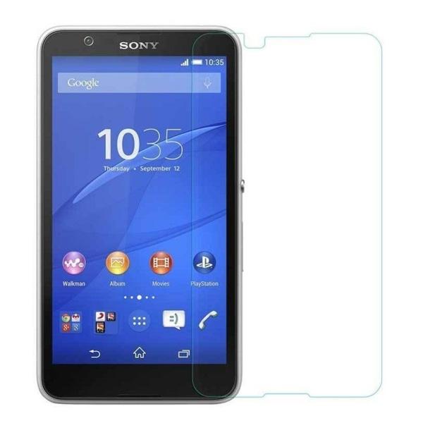 Sony Xperia E4 Screen Cover in Hardened Glass