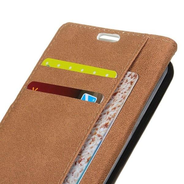 Sony Xperia XA2 Plus mobilfodral silikon stående plånbok try