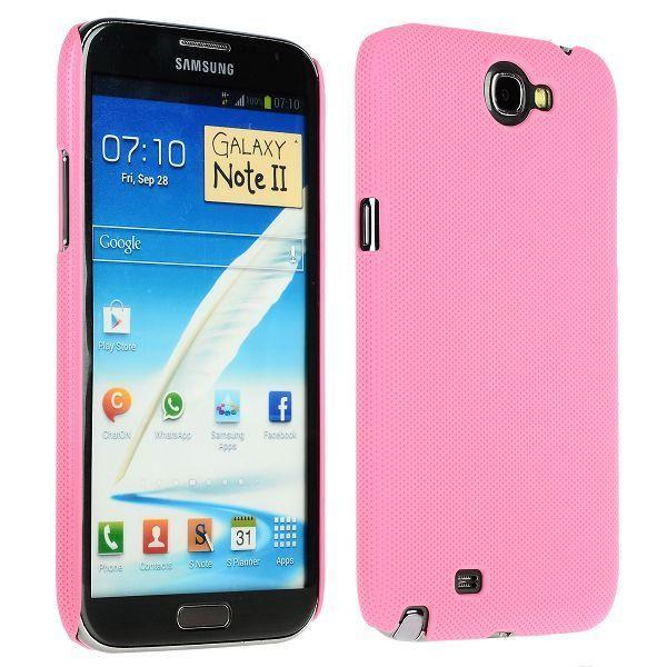 Supra (Ljusrosa) Samsung Galaxy Note 2 Skal