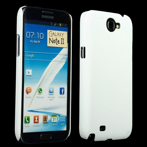 Supra (Vit) Samsung Galaxy Note 2 Skal