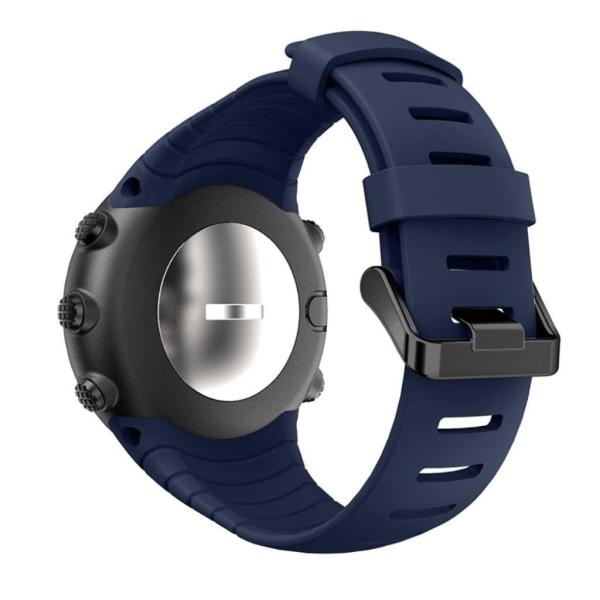 Suunto Core durable silicone watch band - Dark Blue