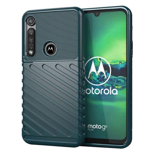 Thunder Motorola Moto G8 Plus case - Green