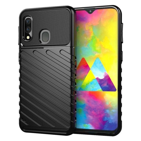Thunder Samsung Galaxy M20 case - Black