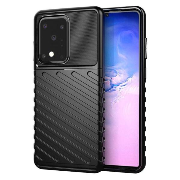 Thunder Samsung Galaxy S20 Ultra case - Black