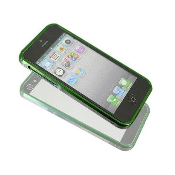 Ultra Bumper (Grön) iPhone 5/5S Aluminium-Bumper