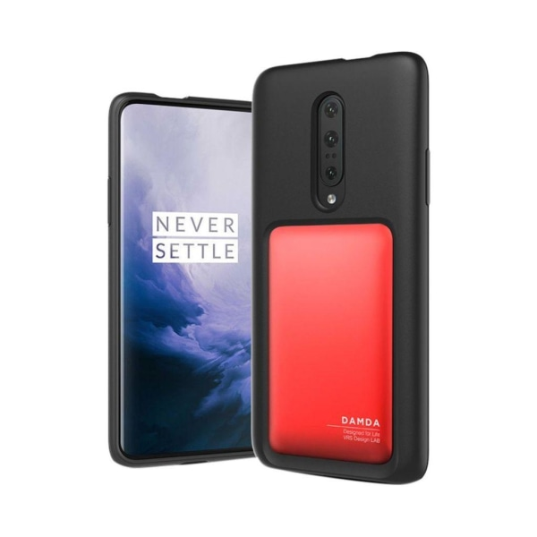 VRS Design Damda High Pro Shield for OnePlus7 Pro - Deep Red