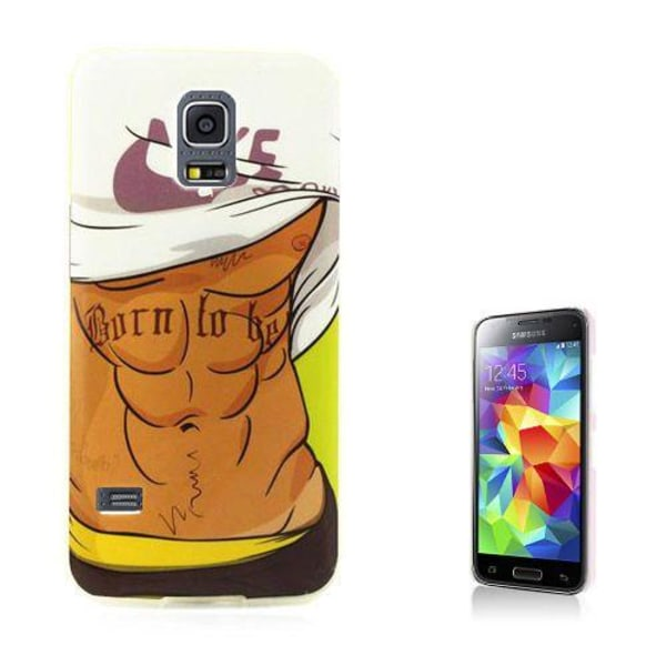 Westergaard (Muskelknutte) Samsung Galaxy S5 Mini Skal