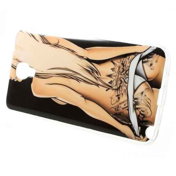 Westergaard (Tatuerad Tjej) Samsung Galaxy Note 3 Neo Skal