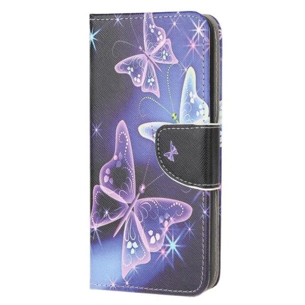 Wonderland Samsung Galaxy A71 flip case - Beautiful Butterfl