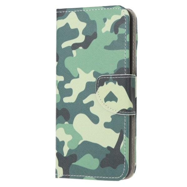 Wonderland Samsung Galaxy S20 Plus flip case - Camouflage Pa