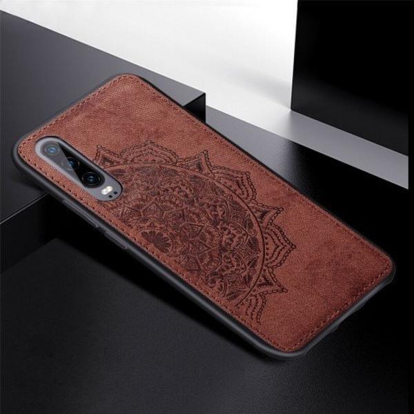 Huawei Honor P30  skal mandala brun Brun