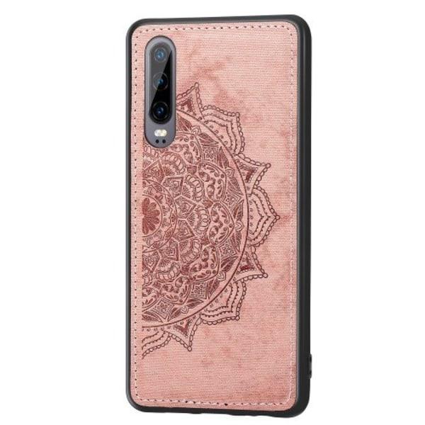 Huawei Honor P30  skal mandala dusty rose Rosa