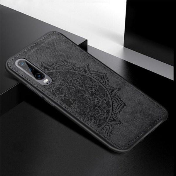 Huawei Honor P30  skal mandala svart Svart