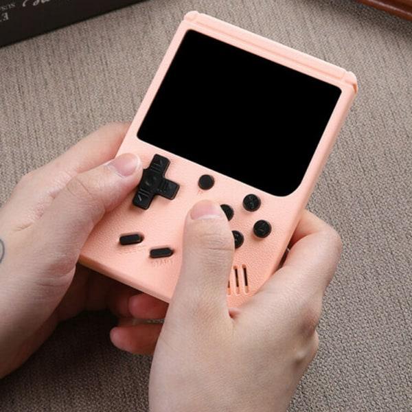 Klassiska spel Handhållna Retro videospel Gameboy Kids Gifts pink