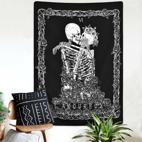 LAMOUREUX Tapestry Wall Hanging Bedspread Home Decor Beach Throw 148*200cm