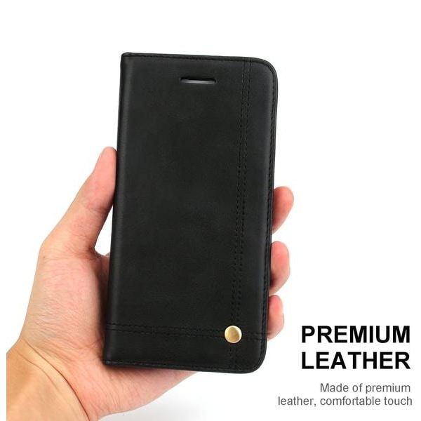 Prestige mobilfodral för iphone Xr Brown