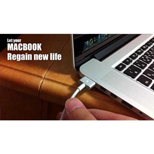 ersättningsladdare 45W för macbook air   A1465 A1436 A1466 A1435 White
