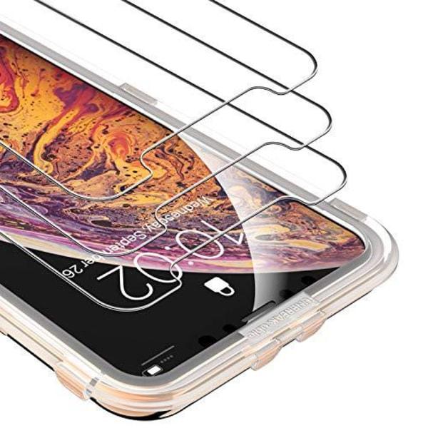 3 st Härdat glas  för iphone 11 Transparent