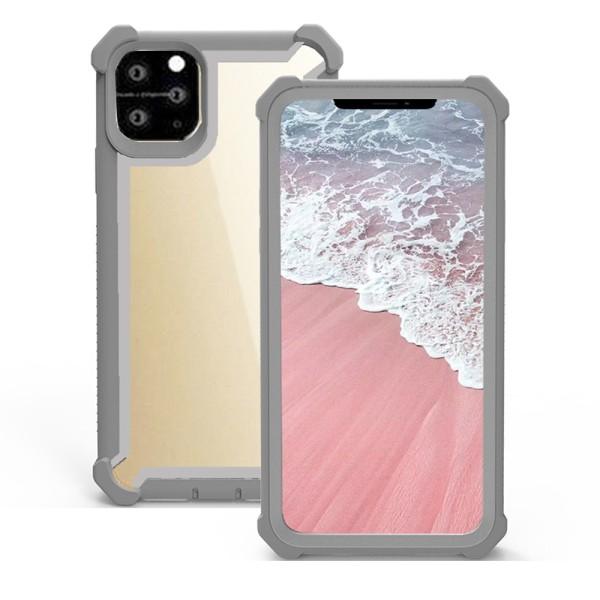 Skal - iPhone 11 Pro Max Grå