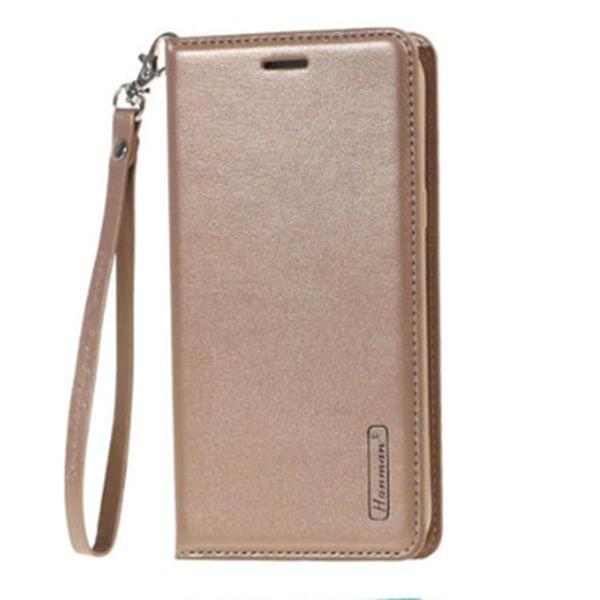 Plånboksfodral - iPhone 11 Pro Guld