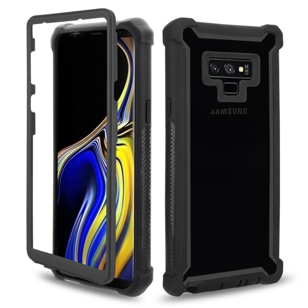 Samsung Note9 - Robust EXXO Skyddsfodral med Hörnskydd Roséguld