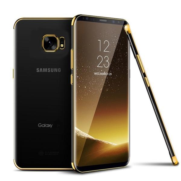 Elegant Smart Skal - Samsung Galaxy S7 Edge Guld