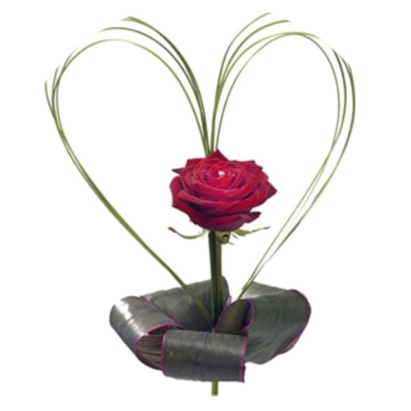 -A rose 4 U- Mobilhållare
