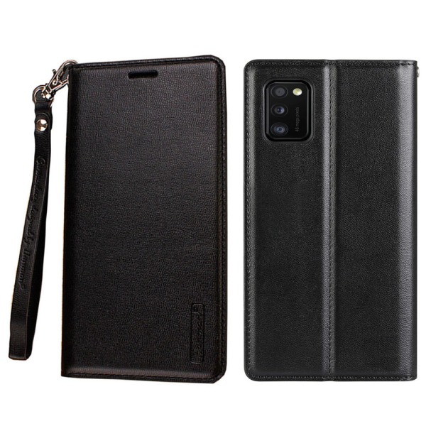Samsung Galaxy A41 - Plånboksfodral Svart