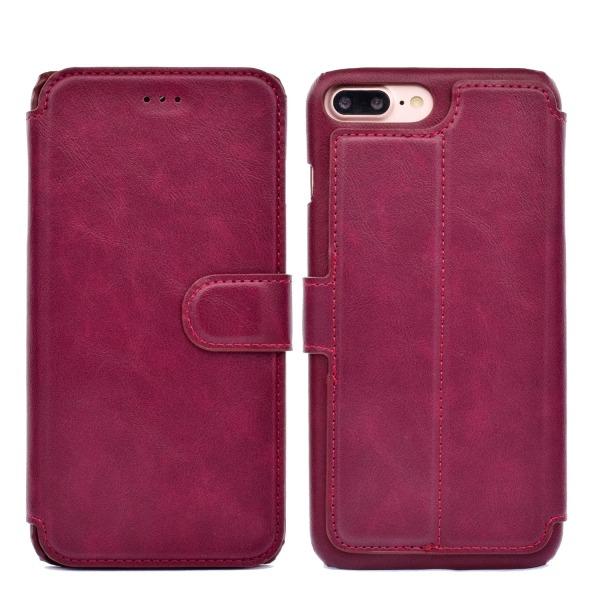 iPhone 6/6S Plus Fodral Vinröd
