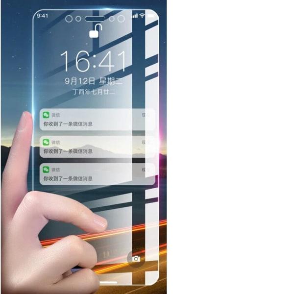 iPhone 12 Pro Max 3-PACK Mjukt Skärmskydd PET 9H 0,2mm Transparent/Genomskinlig