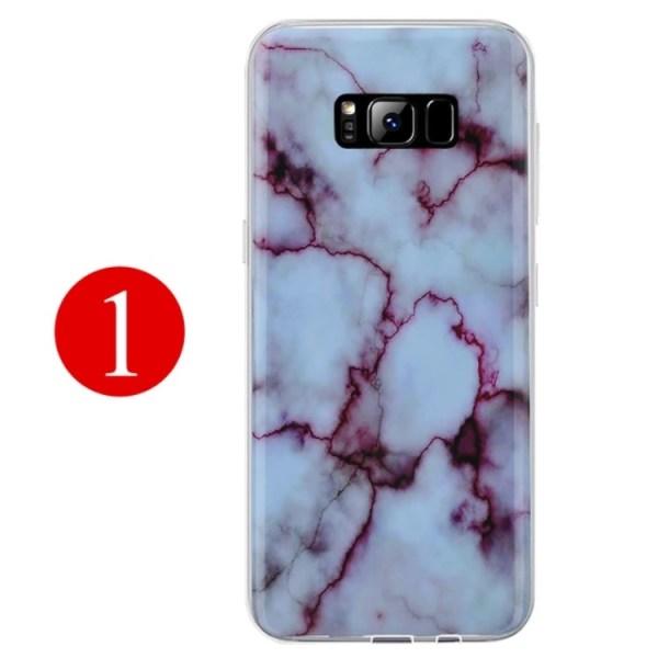 Galaxy s8 - NKOBEE  Marmormönstrat Mobilskal 7