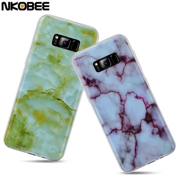 Galaxy s8 - NKOBEE  Marmormönstrat Mobilskal 6