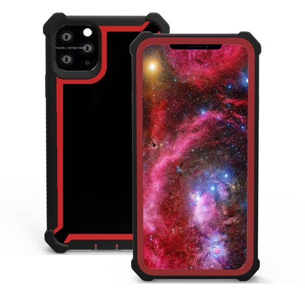 iPhone 11 Pro Max - Robust Skal ROSA/VIT