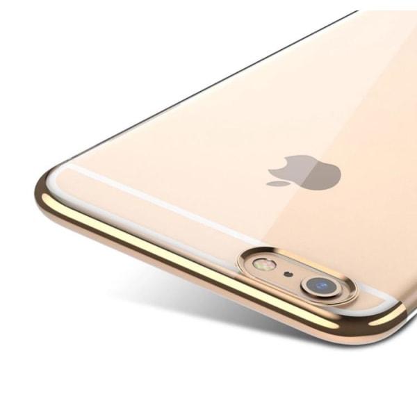 iPhone 6/6S PLUS - Stilrent Silikonskal från FLOVEME (ORGINAL) Blå