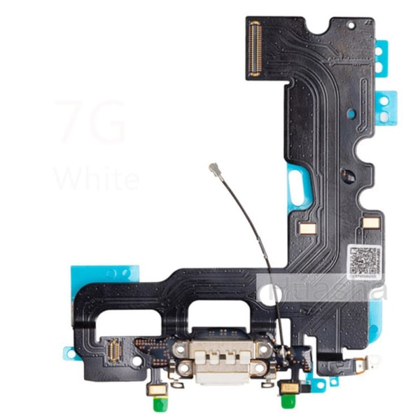iPhone 7 Plus - Laddningsport Reservdel Svart