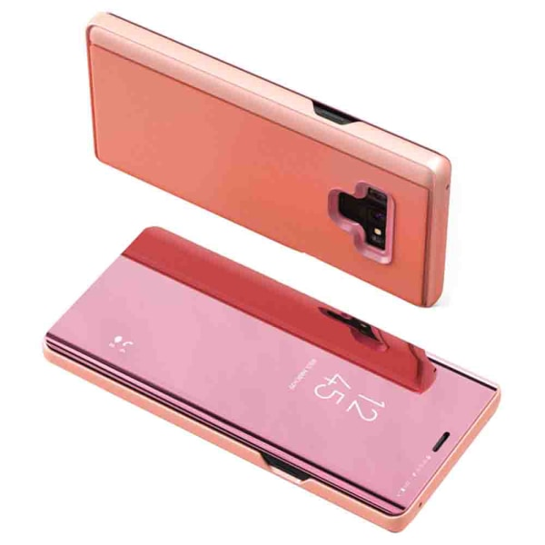 Exklusivt (LEMAN) Fodral - Samsung Galaxy Note 9 Roséguld