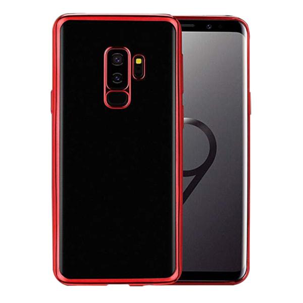 Elegant Silikonskal till Samsung Galaxy A6 Röd