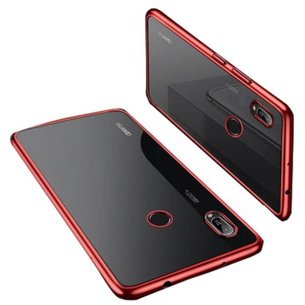 Silikonskal - Huawei Y6 2019 Röd
