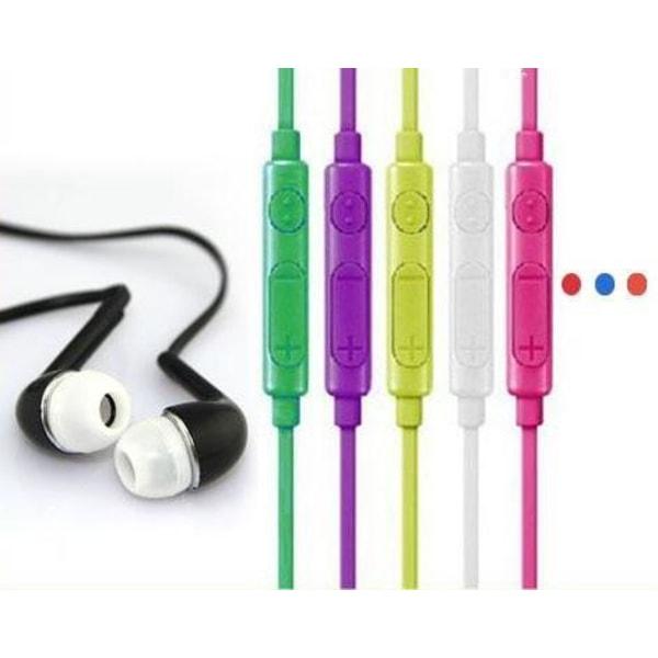 Headset / hovedtelefoner til Samsung White
