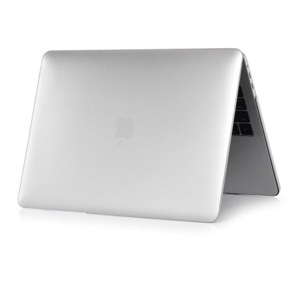 MacBook Pro 16 tommer A2141 (2019) etui - gennemsigtig Transparent