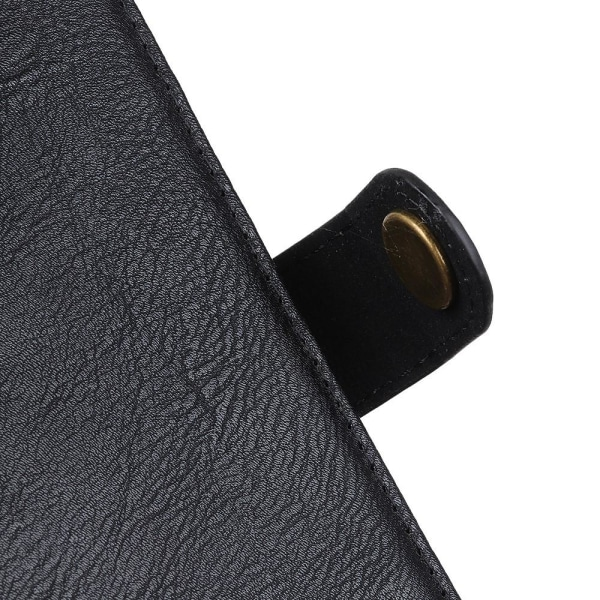 KHAZNEH Lompakkokotelo Xiaomi Redmi Note 10 4G / Note 10S: lle Black