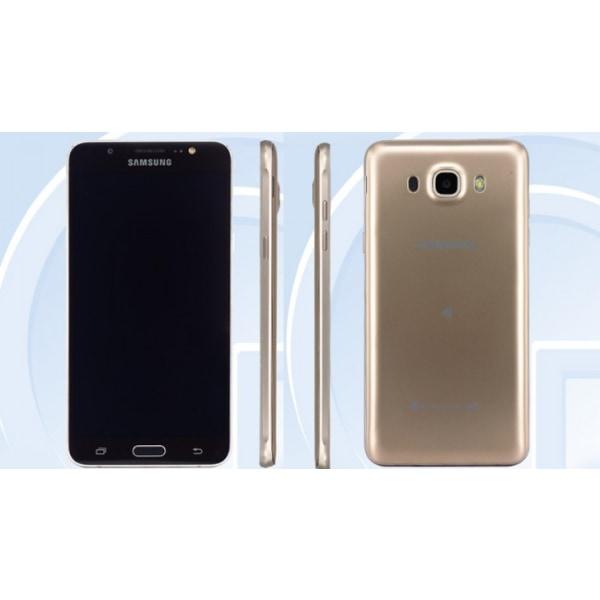 Samsung Galaxy J5 2016 Skärmskydd x2 med putsduk Transparent