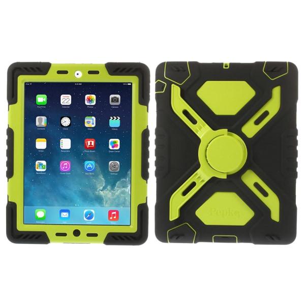PEPKOO iPad 2/3/4 Extreme Armor Case - Grön